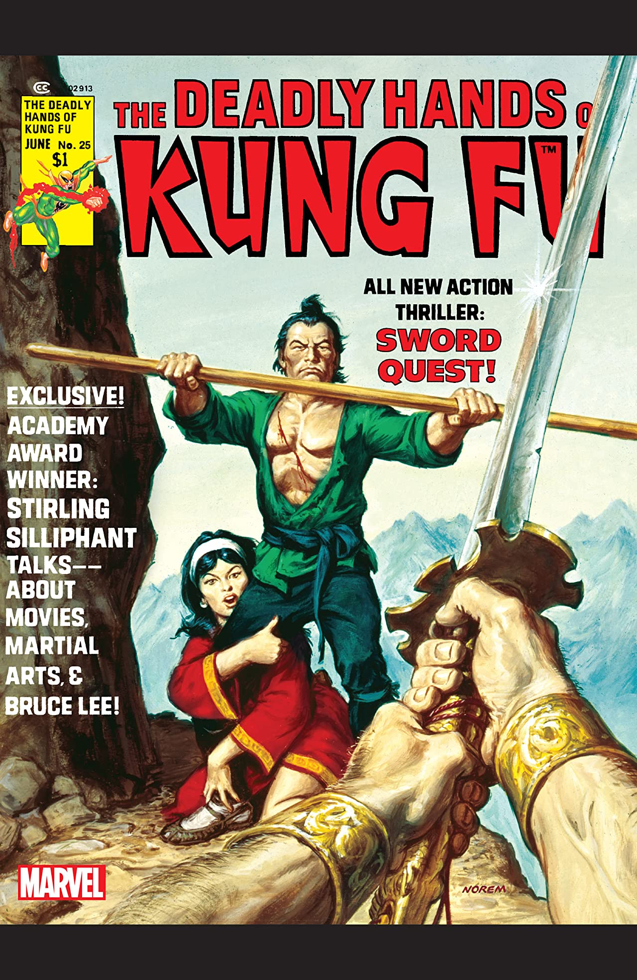 Deadly Hands of Kung Fu (1974-1977) #25