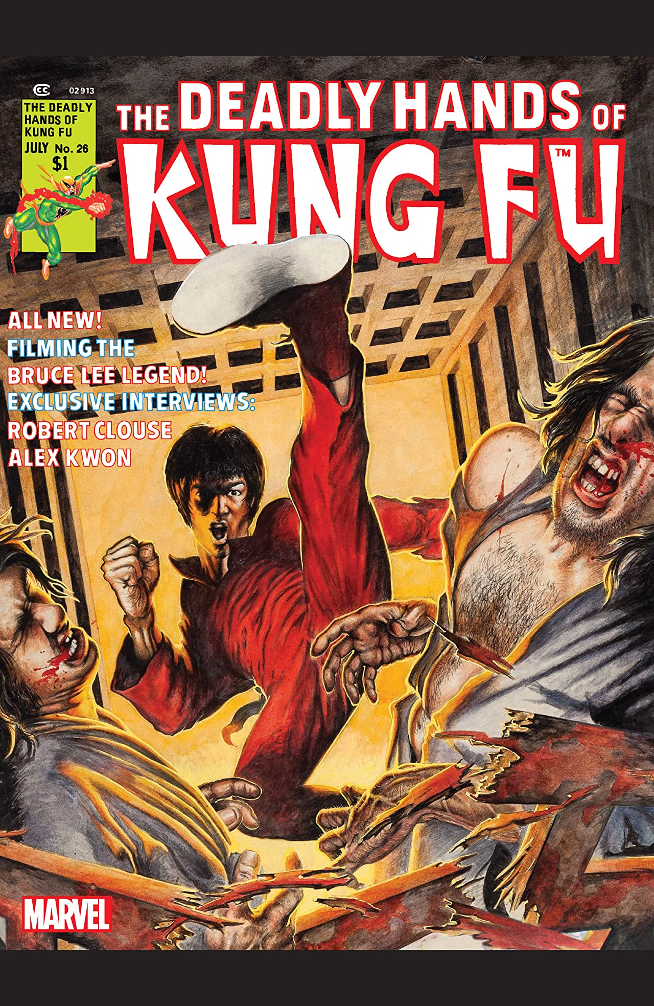 Deadly Hands of Kung Fu (1974-1977) #26