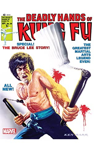 Deadly Hands of Kung Fu (1974-1977) #28