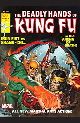 Deadly Hands of Kung Fu (1974-1977) #29