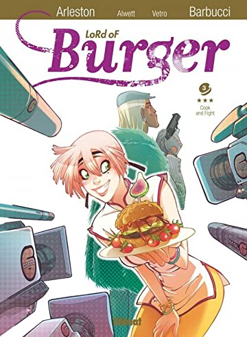 Lord of burger Vol. 3: Cook and Fight