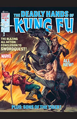Deadly Hands of Kung Fu (1974-1977) #30
