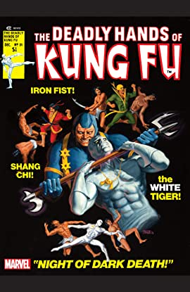Deadly Hands of Kung Fu (1974-1977) #31