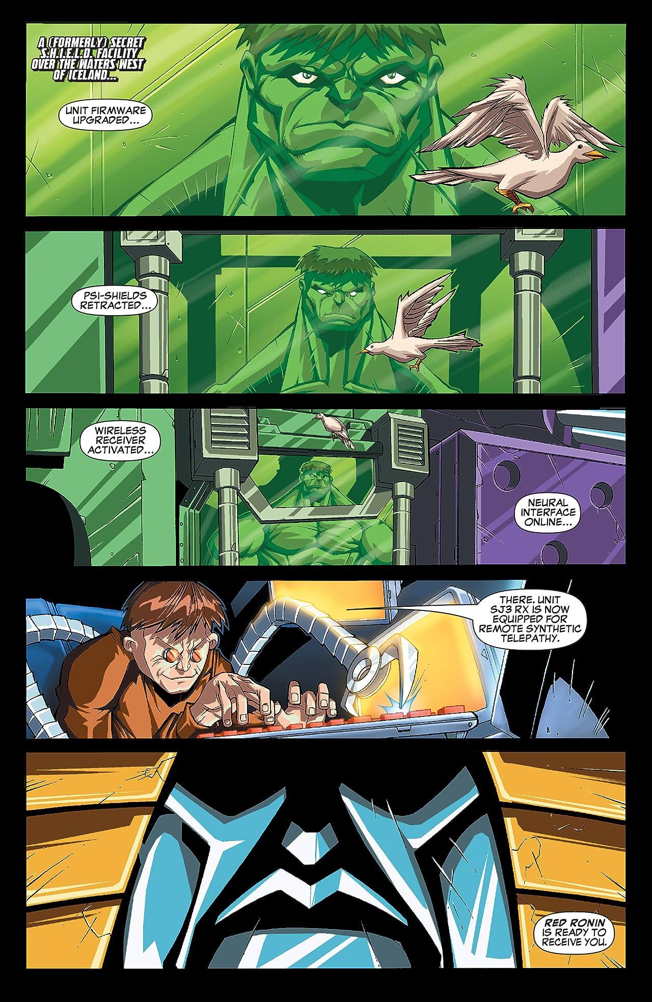 MegaMorphs (2005) #3 (of 4)
