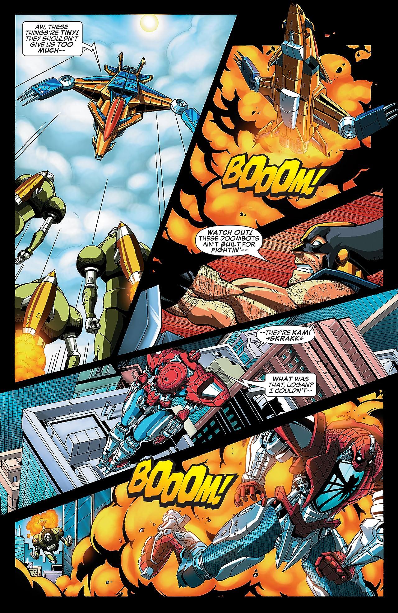MegaMorphs (2005) #4 (of 4)