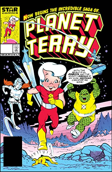 Planet Terry (1985-1986) #1