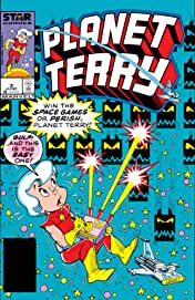 Planet Terry (1985-1986) #3