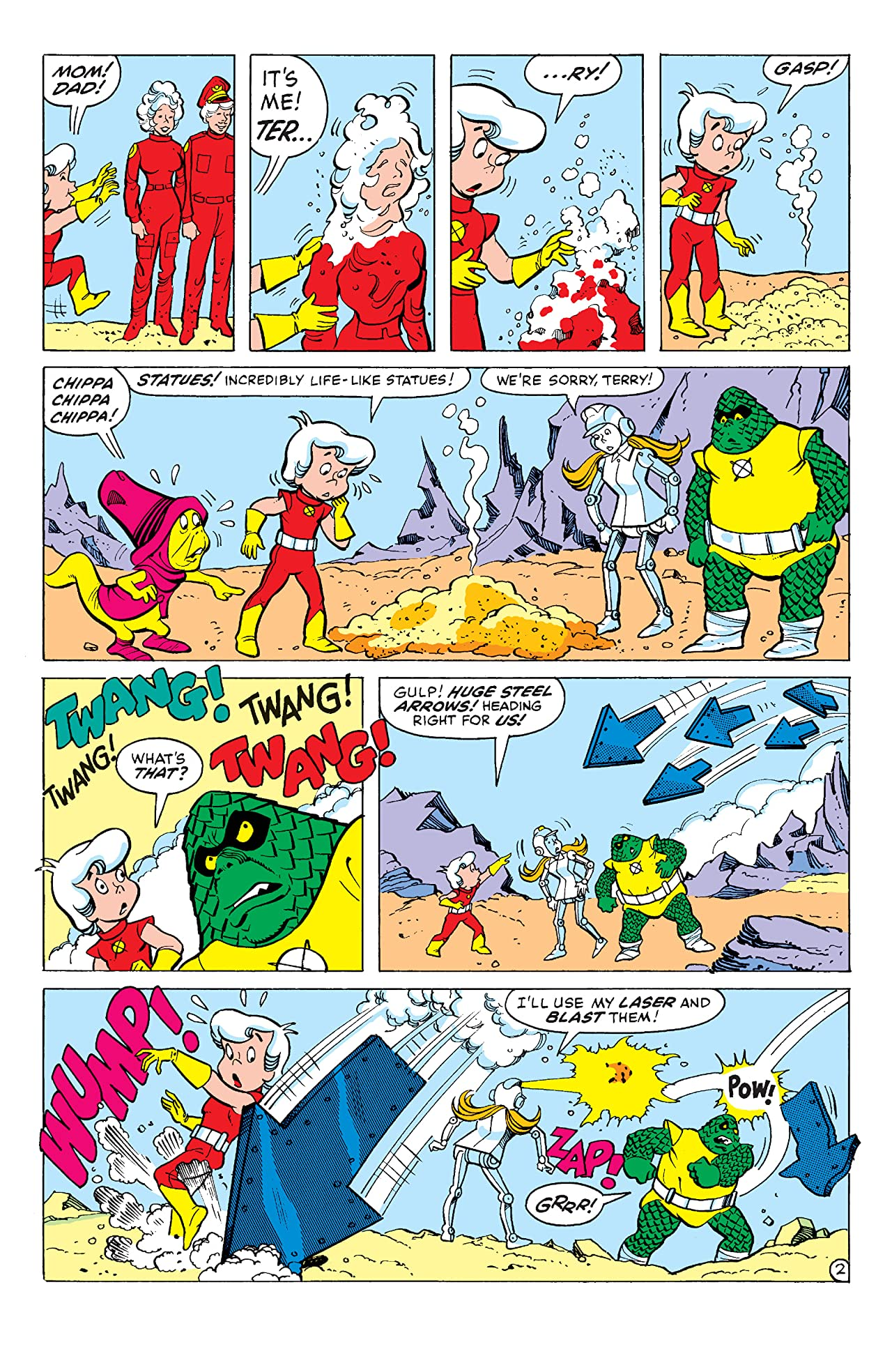 Planet Terry (1985-1986) #4