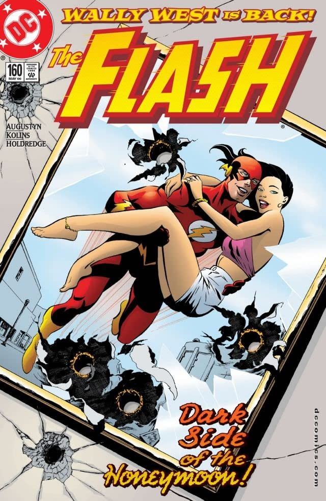 The Flash (1987-2009) #160