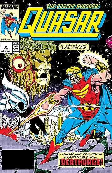 Quasar (1989-1994) #2
