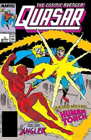 Quasar (1989-1994) #3