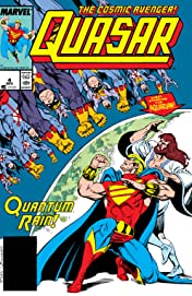 Quasar (1989-1994) #4