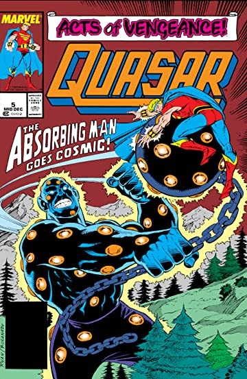 Quasar (1989-1994) #5