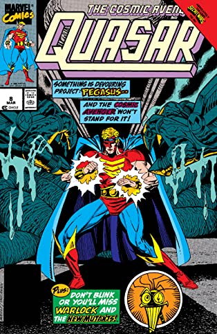 Quasar (1989-1994) #8