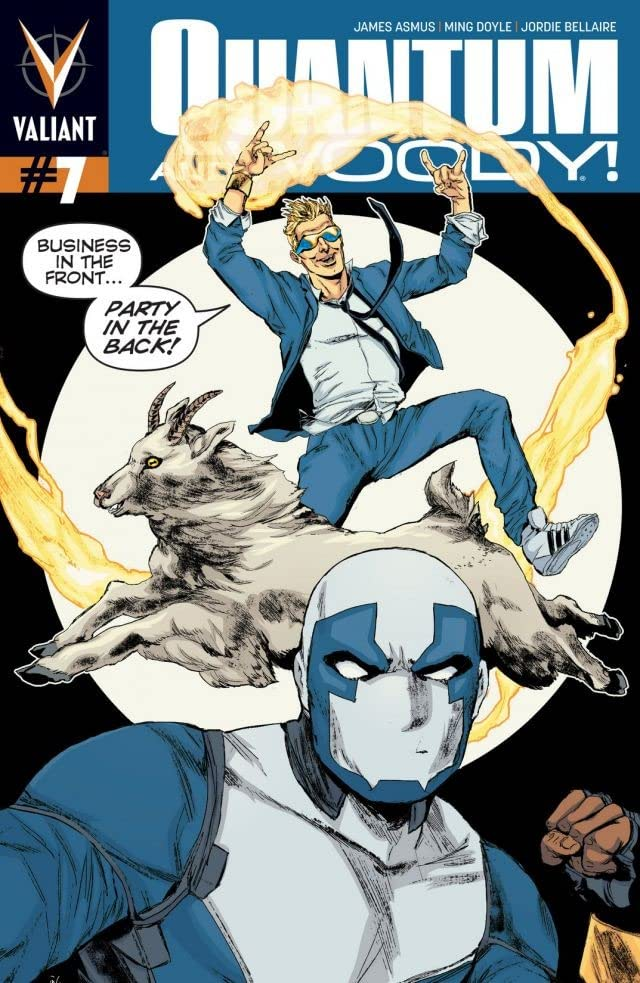 Quantum and Woody (2013- ) #7: Digital Exclusives Edition