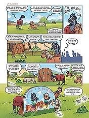 À cheval ! Vol. 4: Et vous trouvez sabot ?