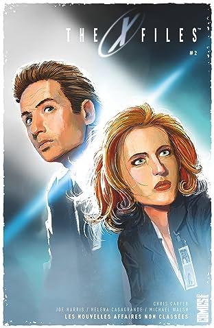 The X-Files Tome 2: Les nouvelles affaires non classées