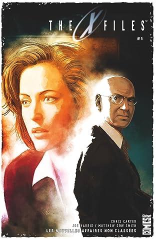 The X-Files Tome 5: Les nouvelles affaires non classées