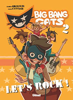 Big Bang Cats Tome 2: Let's rock !