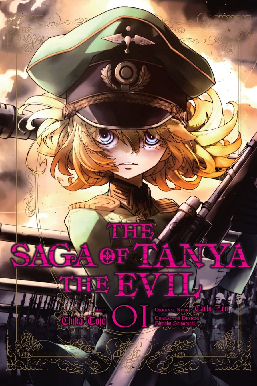 The Saga of Tanya the Evil Vol. 1