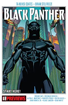 Black Panther Start Here!