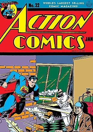 Action Comics (1938-2011) No.32