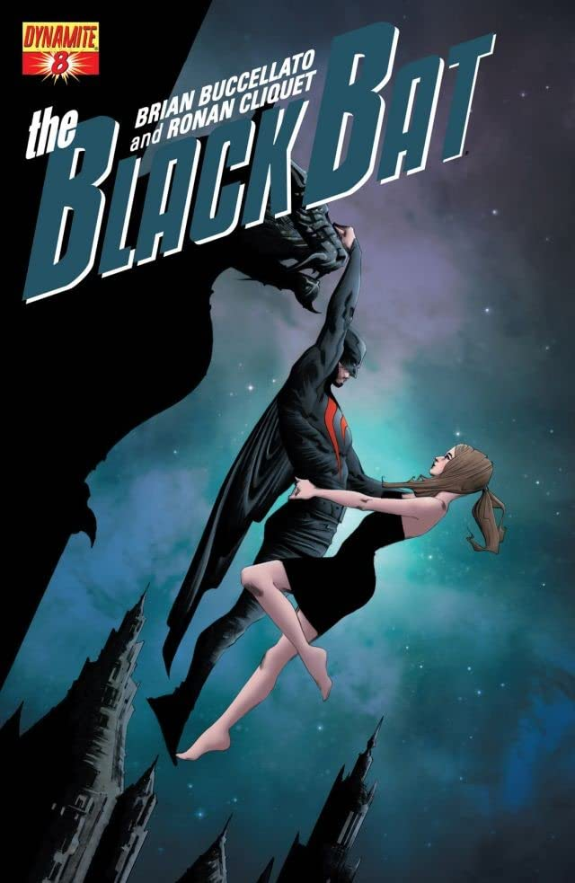 The Black Bat #8