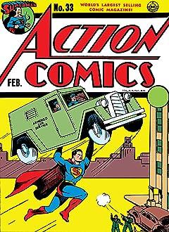 Action Comics (1938-2011) No.33