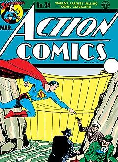 Action Comics (1938-2011) No.34