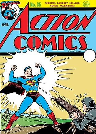 Action Comics (1938-2011) No.35