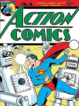 Action Comics (1938-2011) No.36