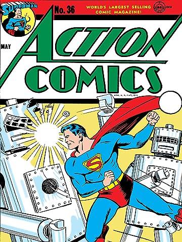 Action Comics (1938-2011) #36