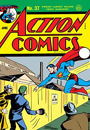 Action Comics (1938-2011) No.37