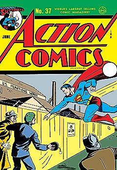 Action Comics (1938-2011) No.37