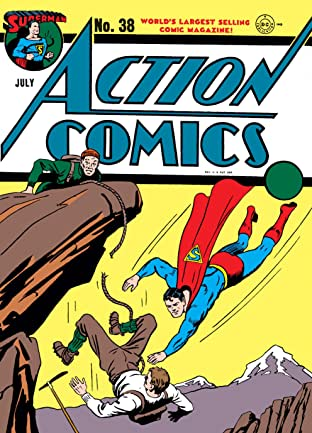 Action Comics (1938-2011) No.38