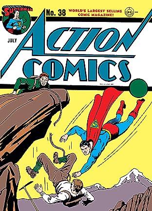 Action Comics (1938-2011) No.38