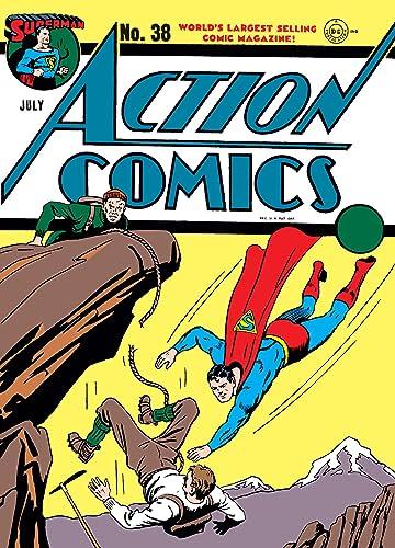 Action Comics (1938-2011) #38