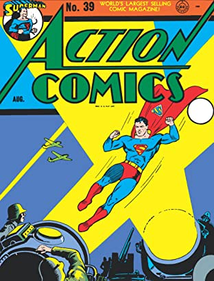 Action Comics (1938-2011) No.39