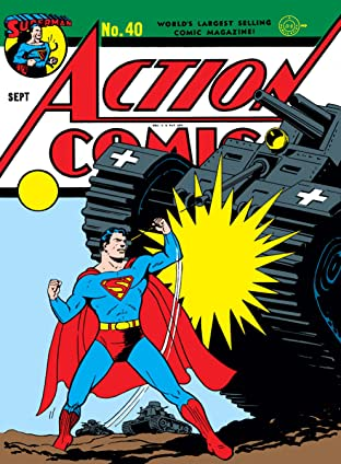 Action Comics (1938-2011) No.40