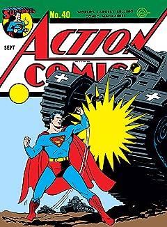 Action Comics (1938-2011) No.40
