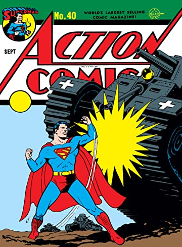 Action Comics (1938-2011) #40