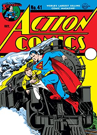 Action Comics (1938-2011) No.41