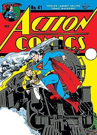 Action Comics (1938-2011) No.41