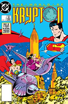 The World of Krypton (1987-1988) No.1