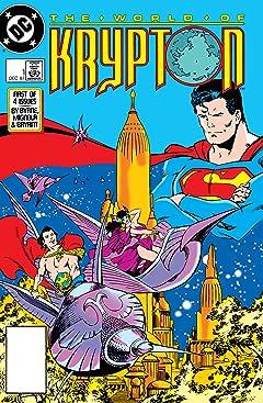 The World of Krypton (1987-1988) No.1