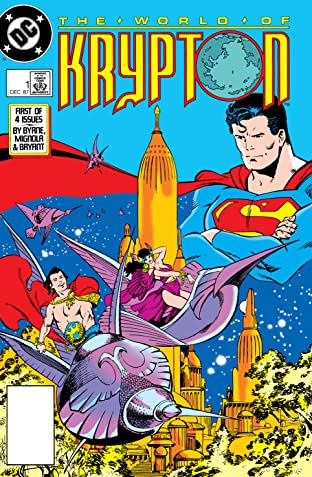 The World of Krypton (1987-1988) #1