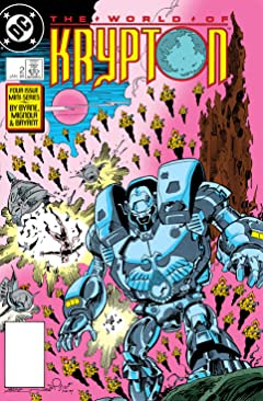The World of Krypton (1987-1988) No.2
