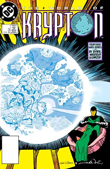 The World of Krypton (1987-1988) #3