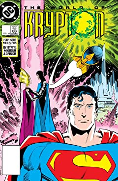 The World of Krypton (1987-1988) No.4