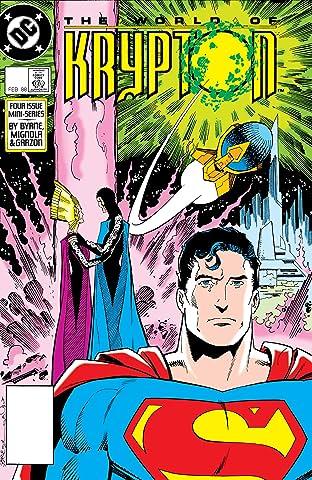 The World of Krypton (1987-1988) #4